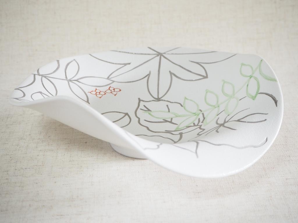 ネオカーヴィー鉢【有田焼】